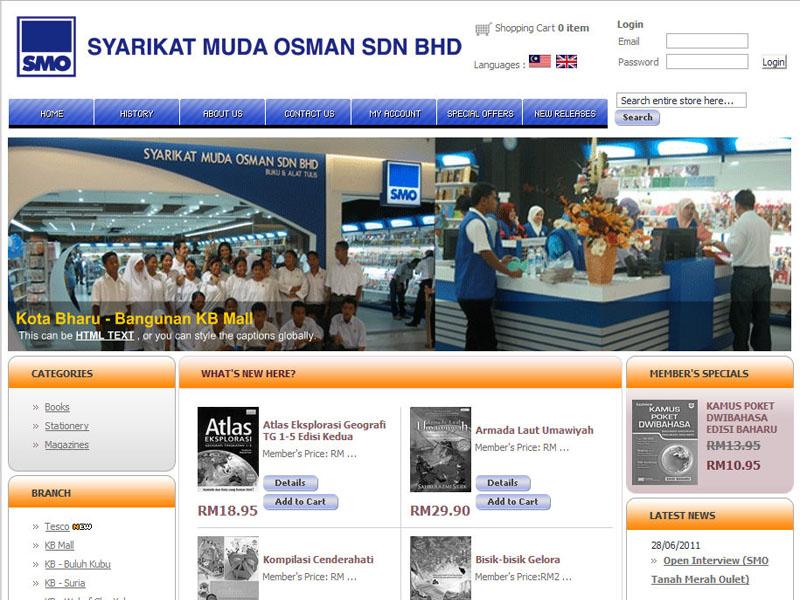 syarikat muda osman