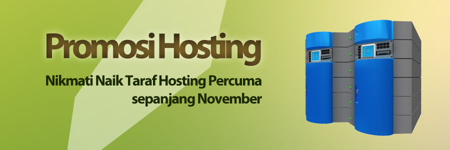 promosi hosting murah