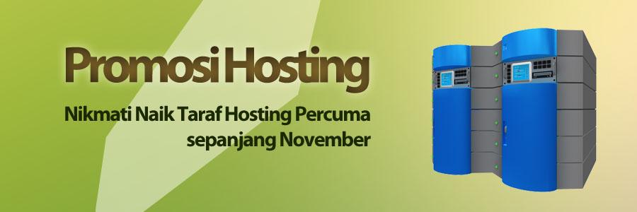 promosi hosting murah